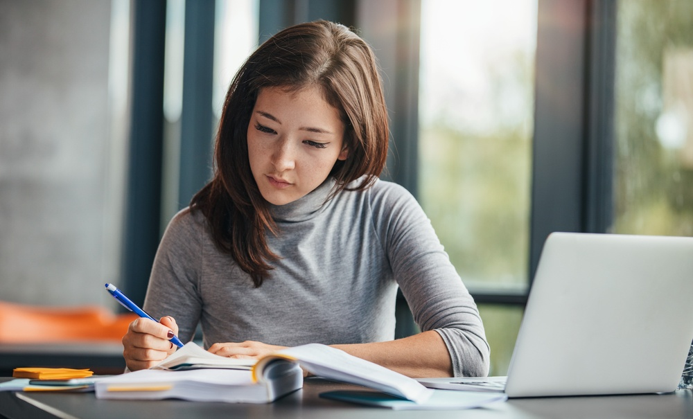 student planning